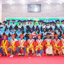 KISMAYO UNIVERSITY CONVOCATION CEREMONY 11TH, JANUARY, 2020