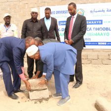 KISMAYO UNIVERSITY LAUNCHED A NEW BRACH IN THE STRATEGIC BORDER TOWN OF DHOBLEY
